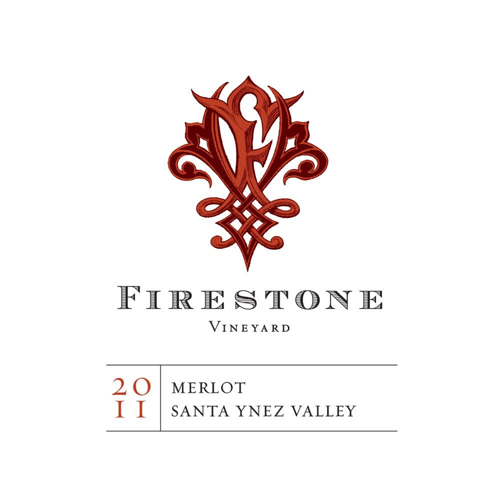 Firestone Merlot 2011 Front Label