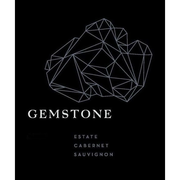 Gemstone Vineyard Estate Cabernet Sauvignon 2012 Front Label