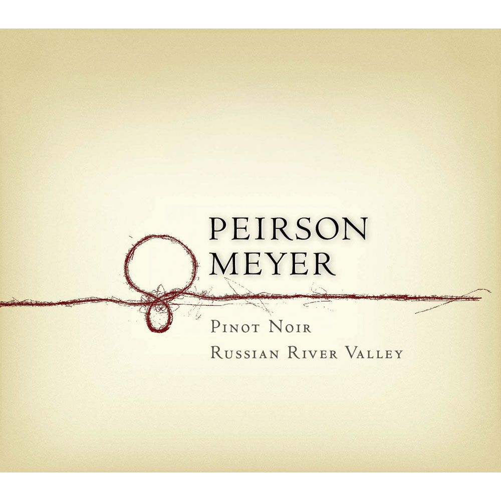Peirson Meyer Russian River Pinot Noir 2009 Front Label