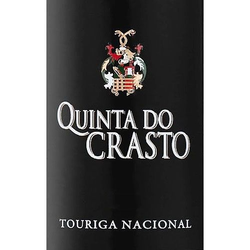 Quinta do Crasto Douro Touriga Nacional 2012 Front Label