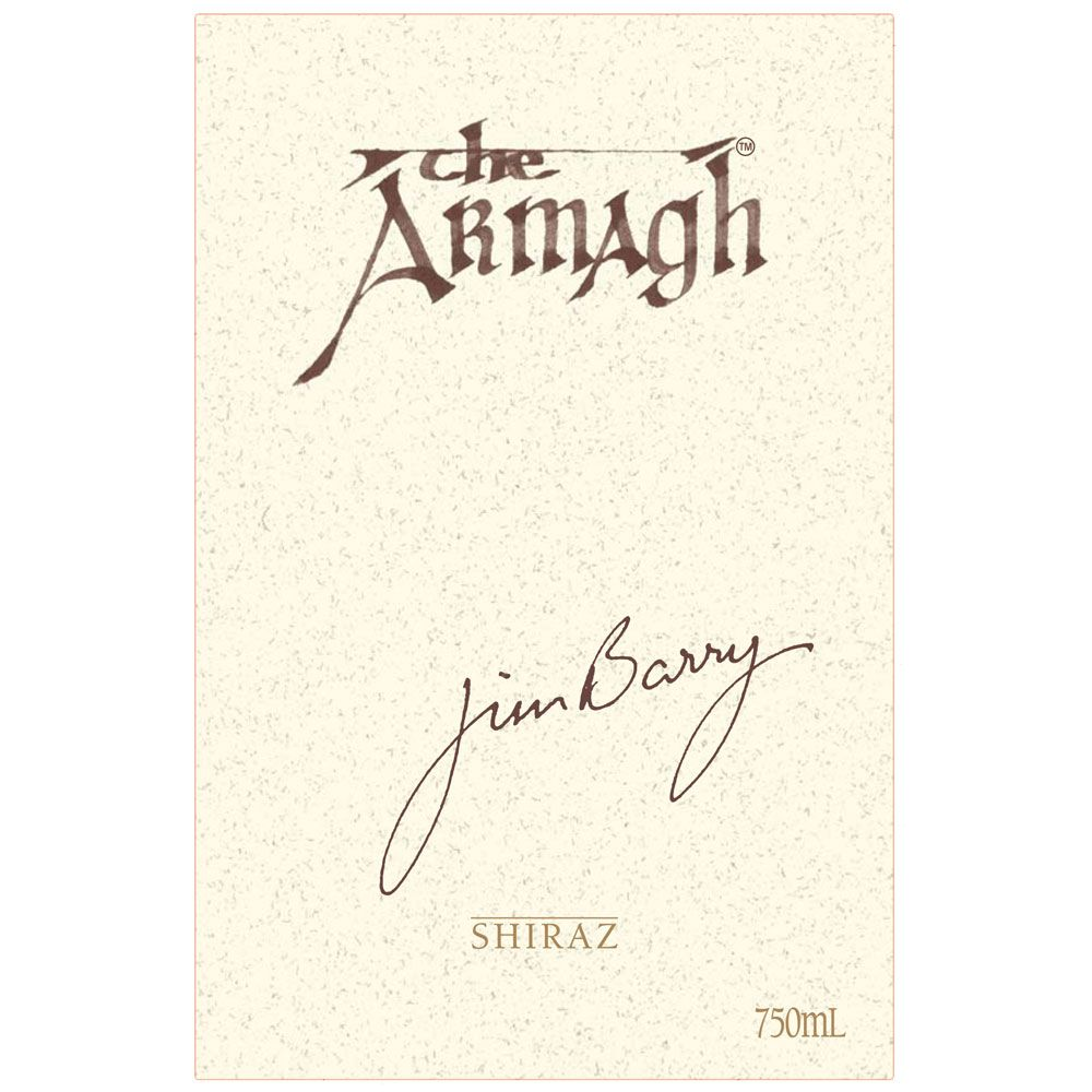 Jim Barry The Armagh Shiraz 2009 Front Label