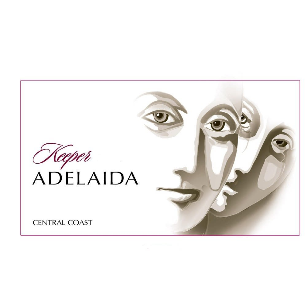 Adelaida Keeper Red 2012 Front Label