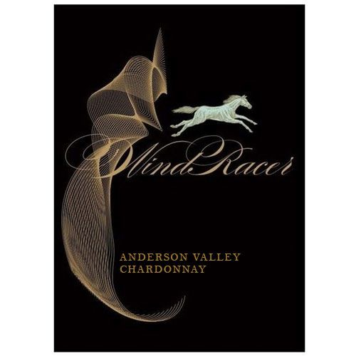 WindRacer Anderson Valley Chardonnay 2012 Front Label