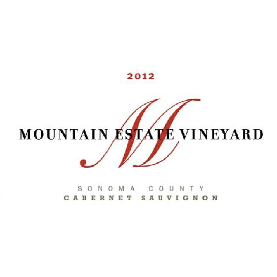 Fisher Vineyards Mountain Estate Cabernet Sauvignon 2012 Front Label
