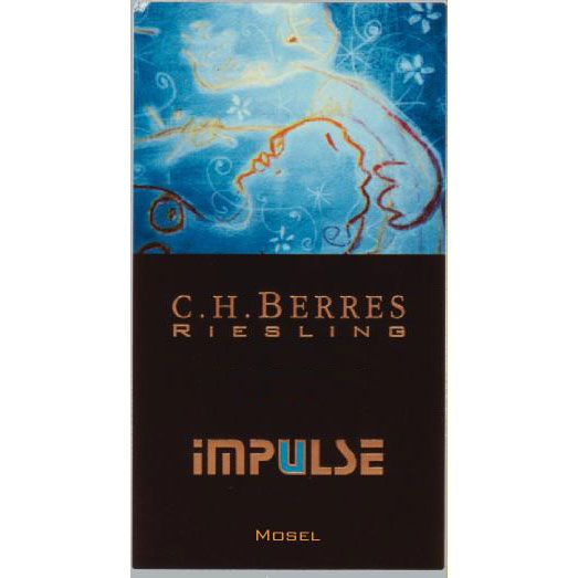 Weingut C. H. Berres Impulse Estate Riesling 2014 Front Label