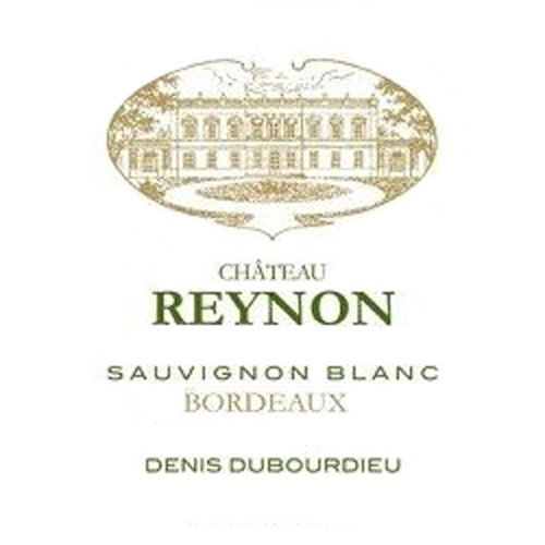 Chateau Reynon Blanc 2015 Front Label