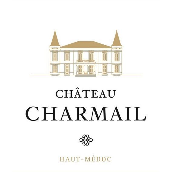 Chateau Charmail  2015 Front Label