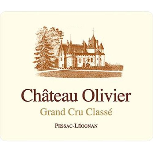 Chateau Olivier  2016 Front Label