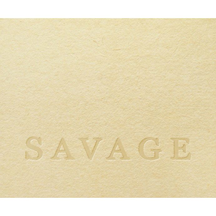 Savage Red Blend 2013 Front Label