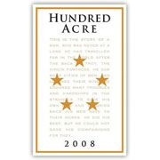 Hundred Acre Few and Far Between Cabernet Sauvignon 2008 Front Label