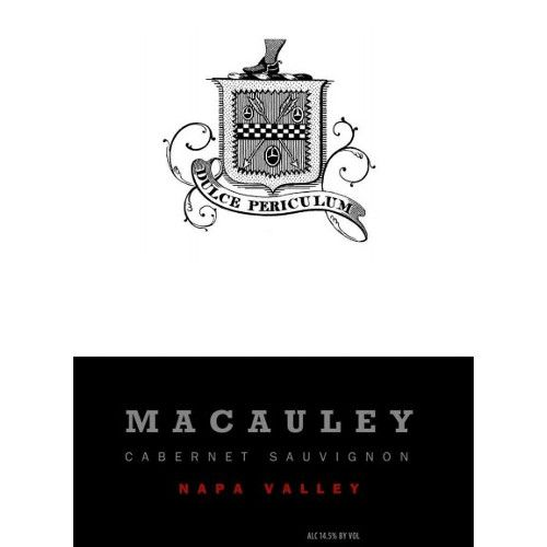 Macauley Napa Valley Cabernet Sauvignon 2009 Front Label