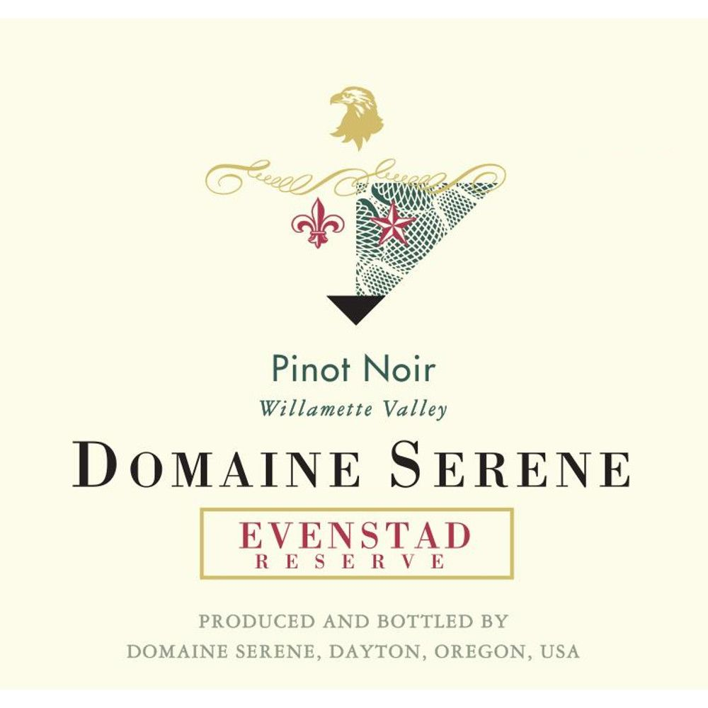 Domaine Serene Evenstad Reserve Pinot Noir 2013 Front Label