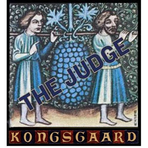 Kongsgaard The Judge Chardonnay 2007 Front Label