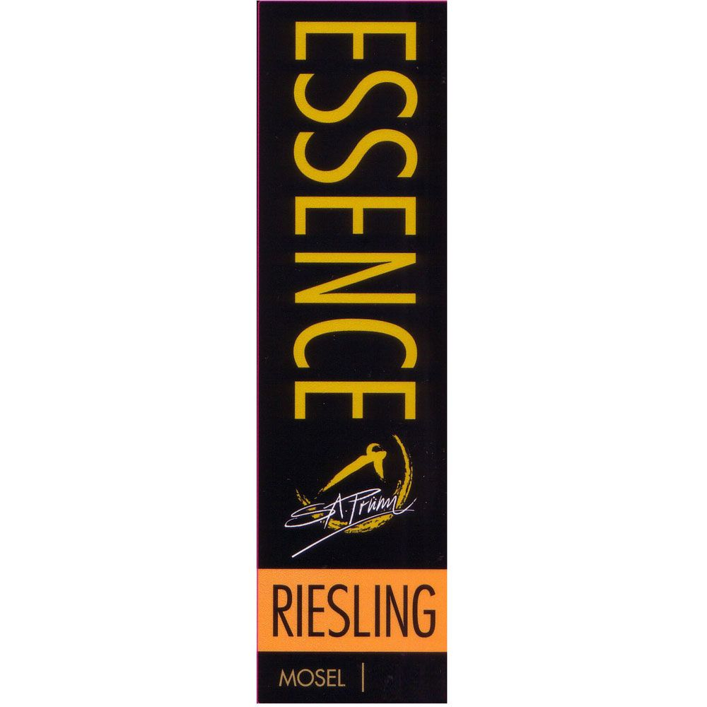 S.A. Prum Essence Riesling 2014 Front Label