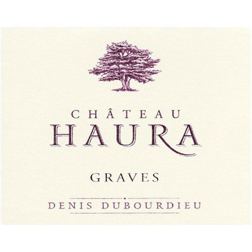 Chateau Haura  2015 Front Label