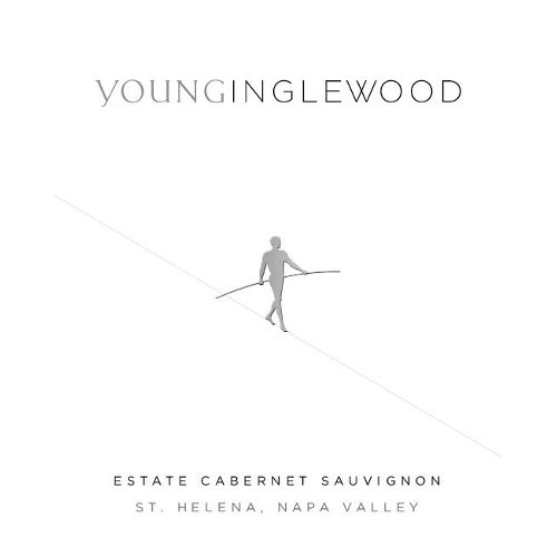 Young-Inglewood Estate Cabernet Sauvignon 2012 Front Label