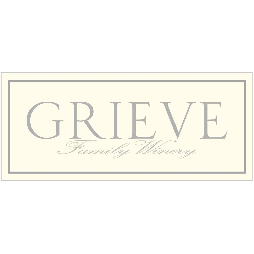 Grieve Family Winery Merlot 2012 Front Label