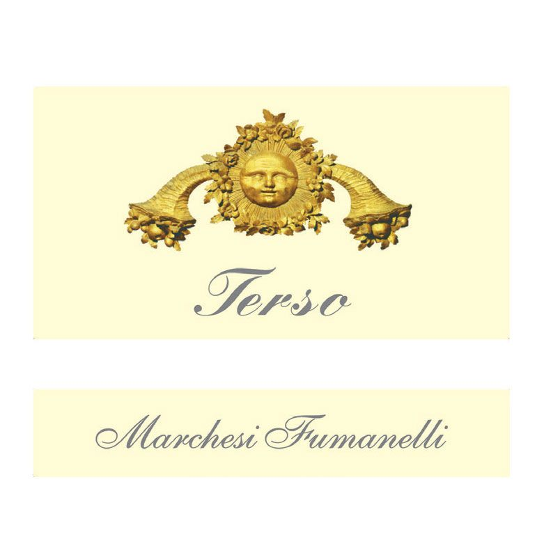 Marchesi Fumanelli Terso Bianco 2014 Front Label