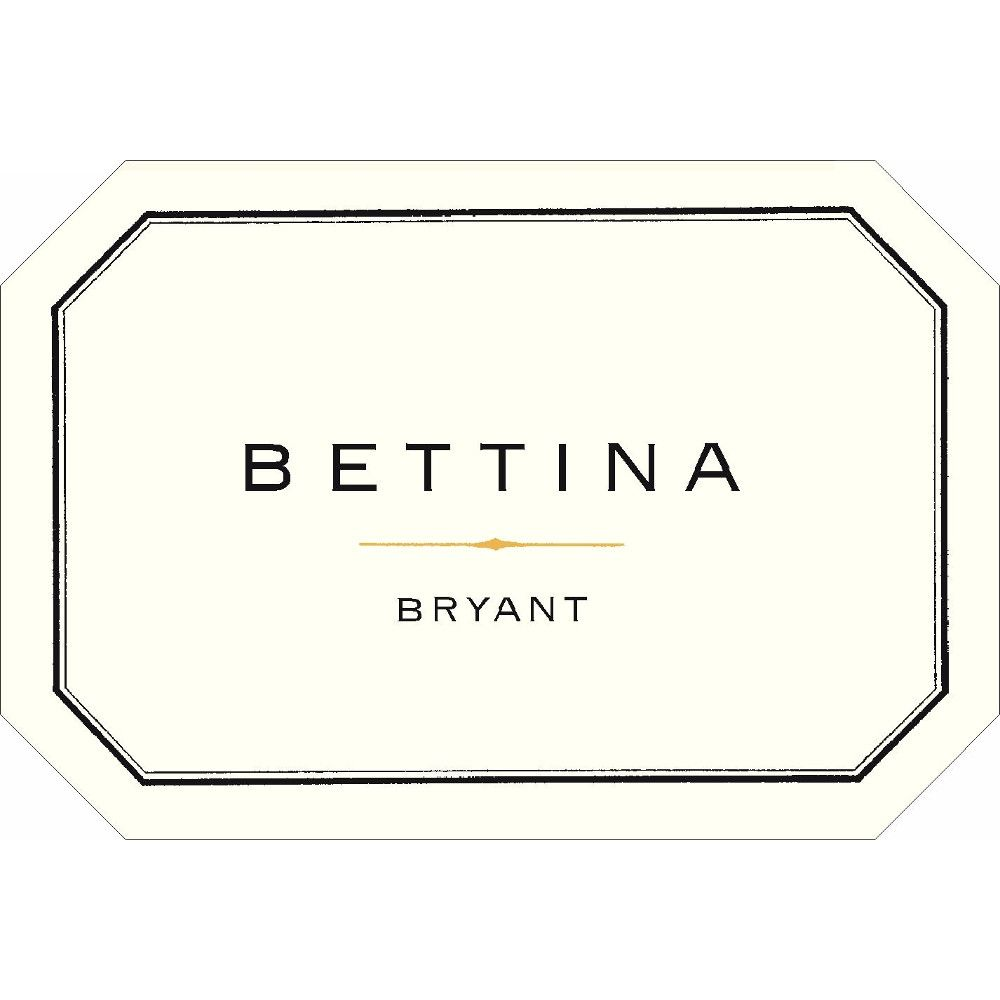 Bryant Family Bettina Proprietary Red 2013 Front Label