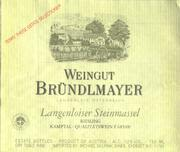 Trimbach Gewurztraminer Sels Grains Nobles 1989 Front Label