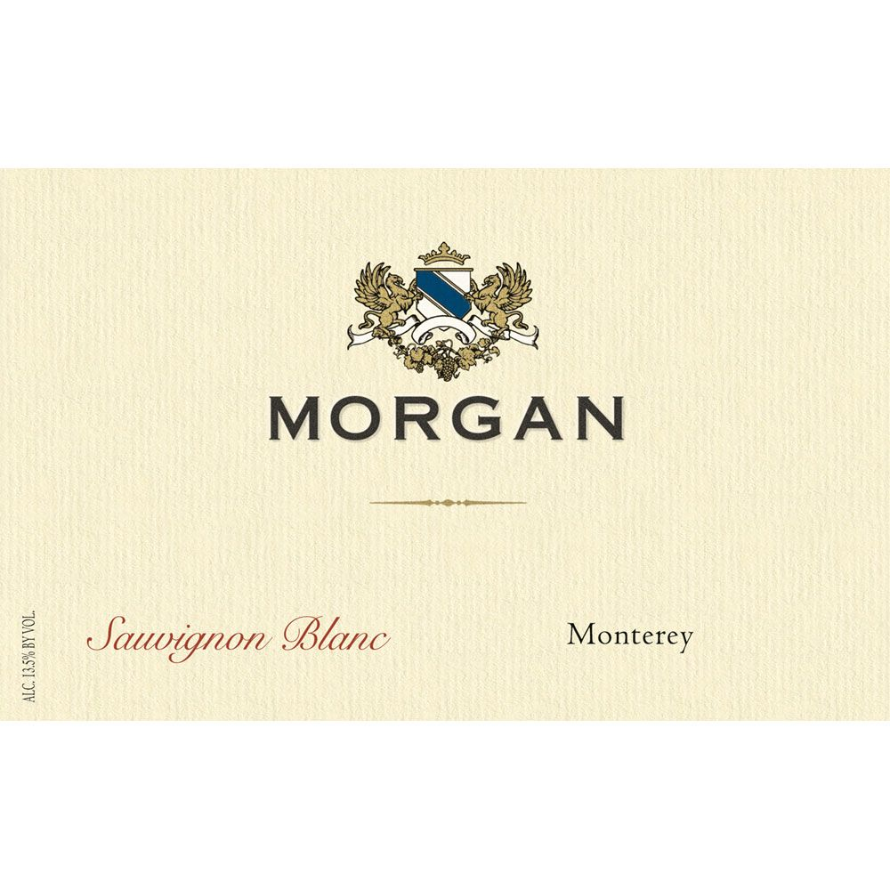 Morgan Sauvignon Blanc 2015 Front Label