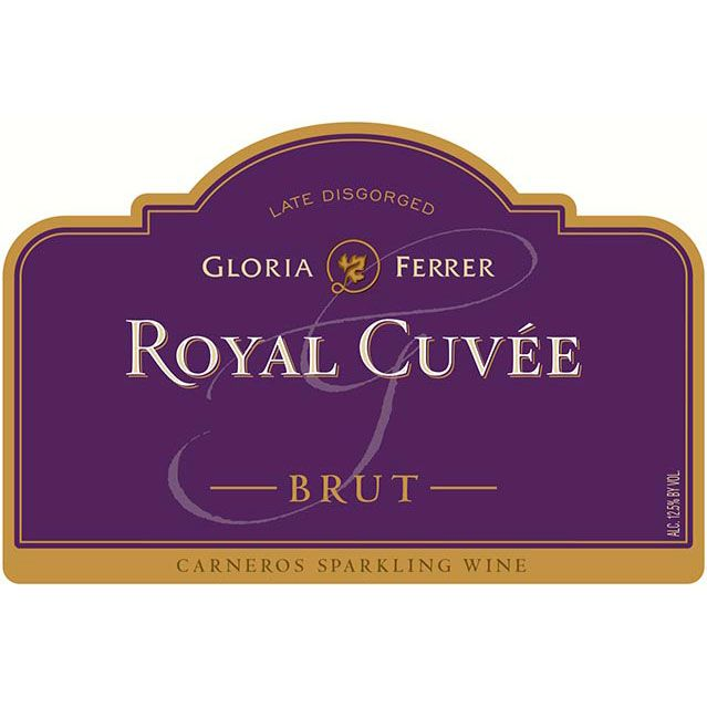Gloria Ferrer Brut Royal Cuvee 2007 Front Label