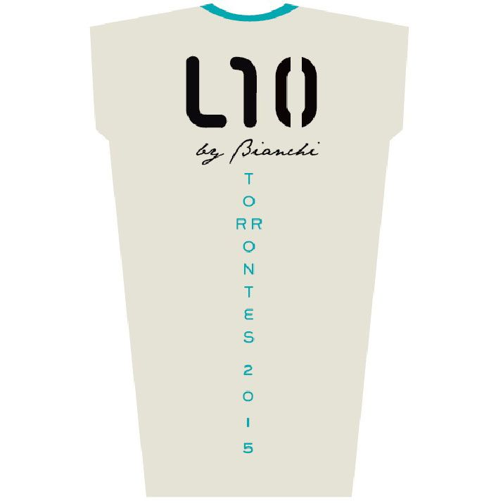 L10 by Valentin Bianchi Torrontes 2015 Front Label