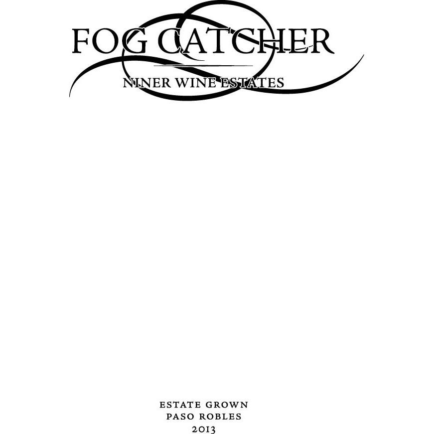 Niner Fog Catcher Red 2013 Front Label
