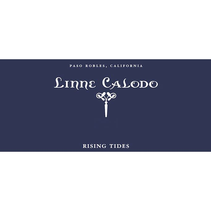 Linne Calodo Rising Tides 2012 Front Label