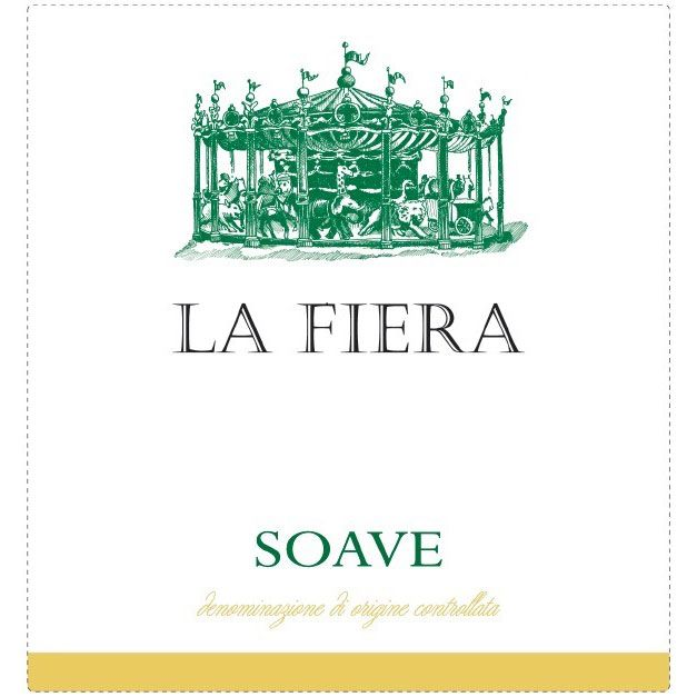 La Fiera Soave 2014 Front Label