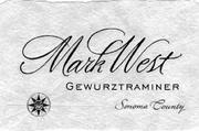 Mark West Gewurztraminer 1999 Front Label