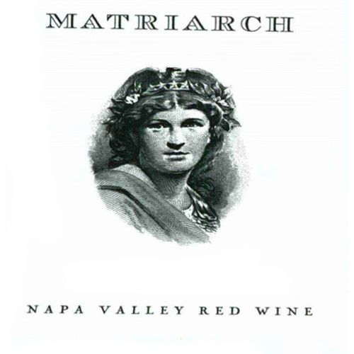 Bond Matriarch 2009 Front Label