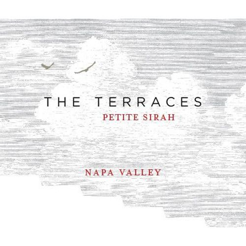 The Terraces Petite Sirah 2013 Front Label