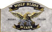 Wolf Blass Presidents Selection Grenache 1995 Front Label