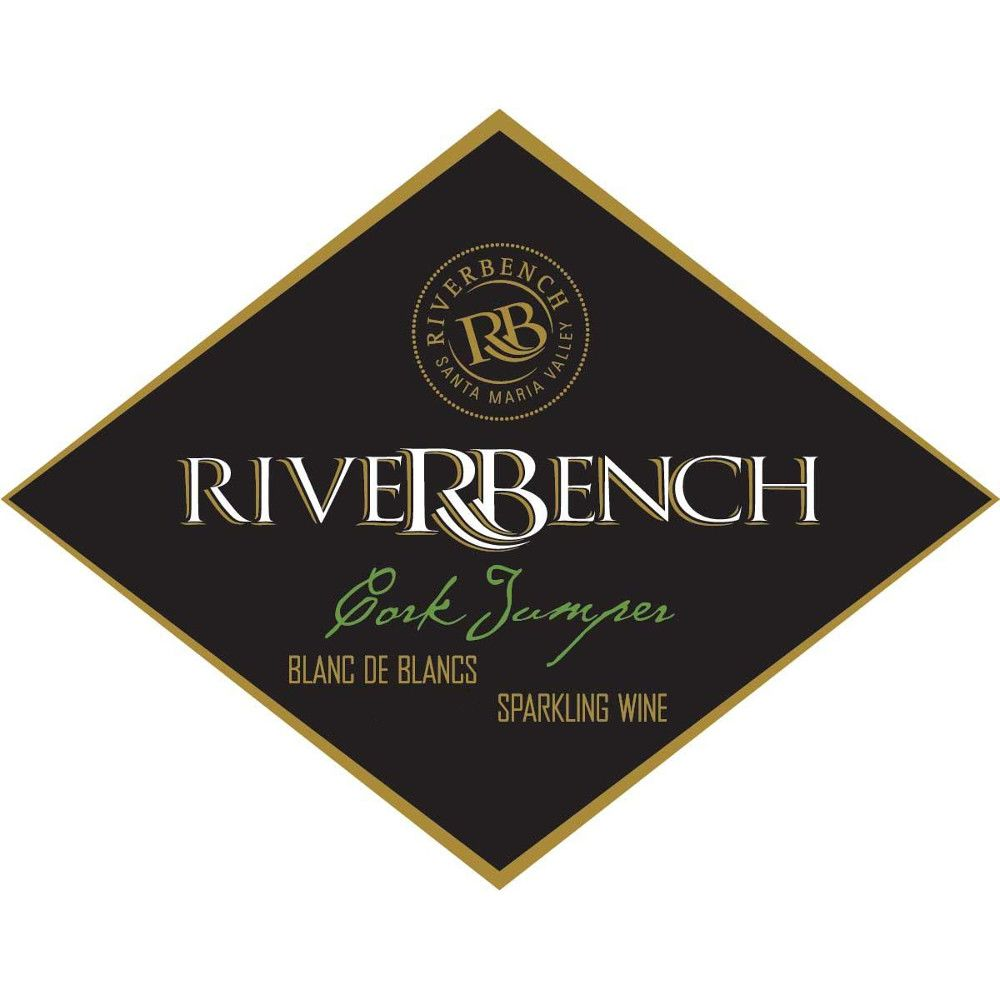 Riverbench Cork Jumper Blanc de Blancs 2013 Front Label