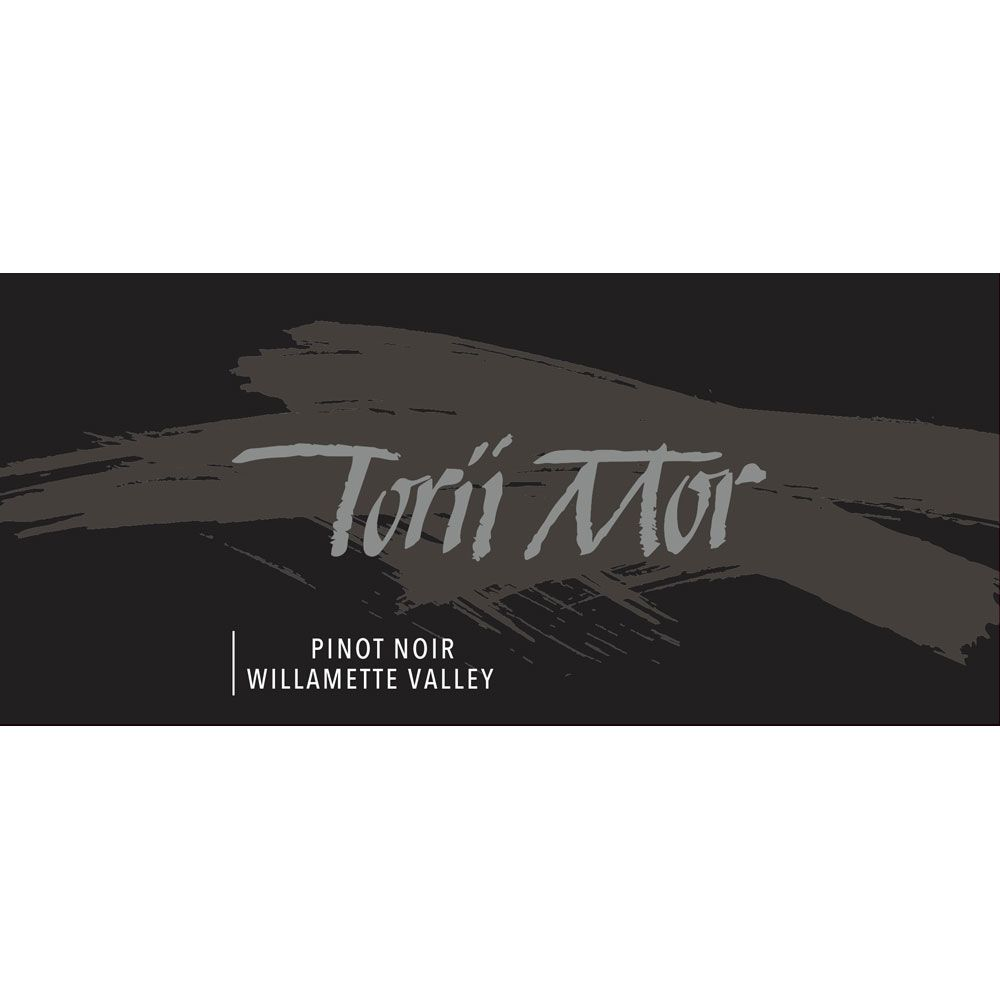 Torii Mor Willamette Valley Pinot Noir 2014 Front Label
