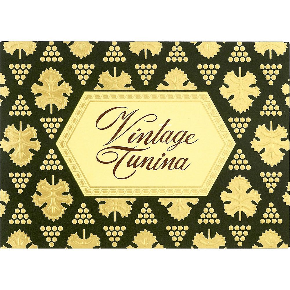 Jermann Vintage Tunina 2013 Front Label
