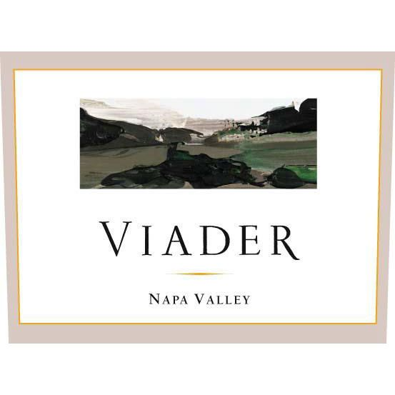 Viader Proprietary Red (1.5 Liter Magnum) 2002 Front Label