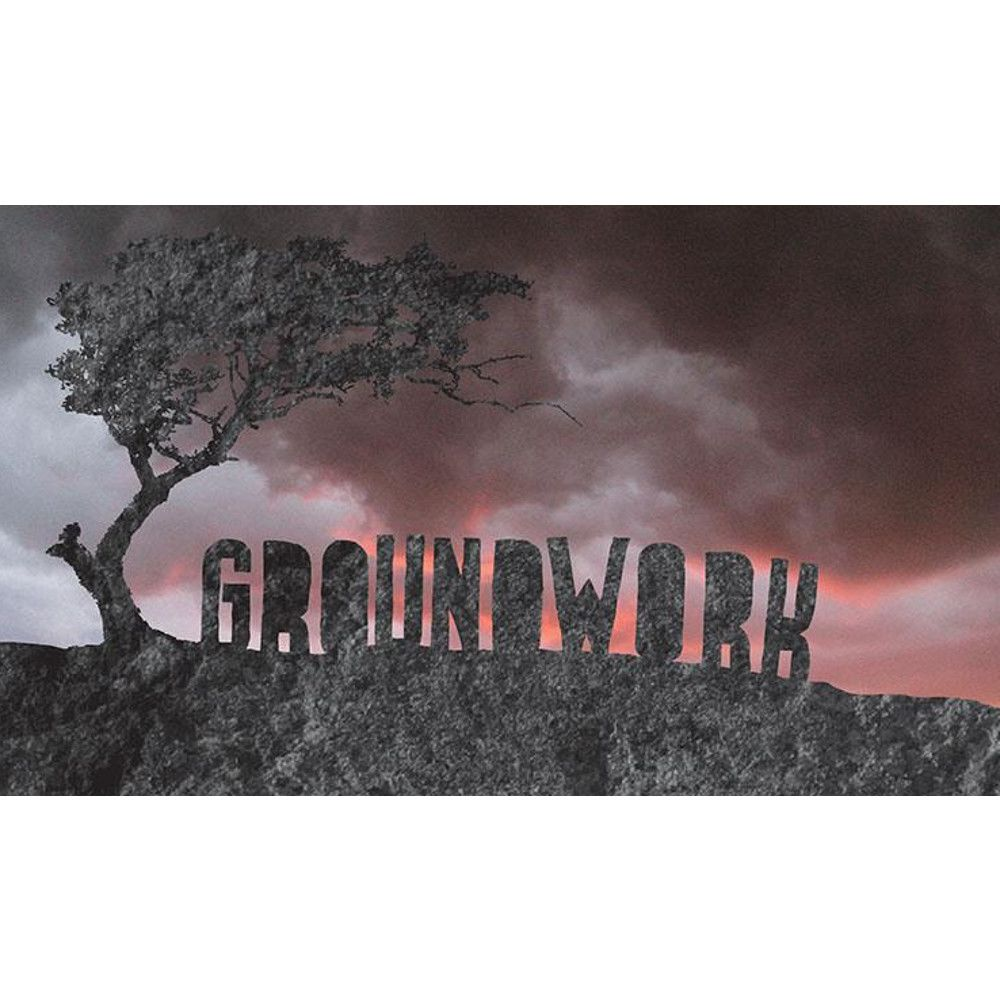 Groundwork Mourvedre 2014 Front Label