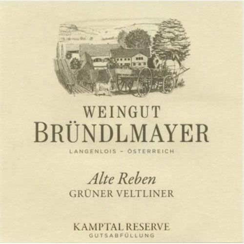 Brundlmayer Alte Reben Gruner Veltliner 2014 Front Label