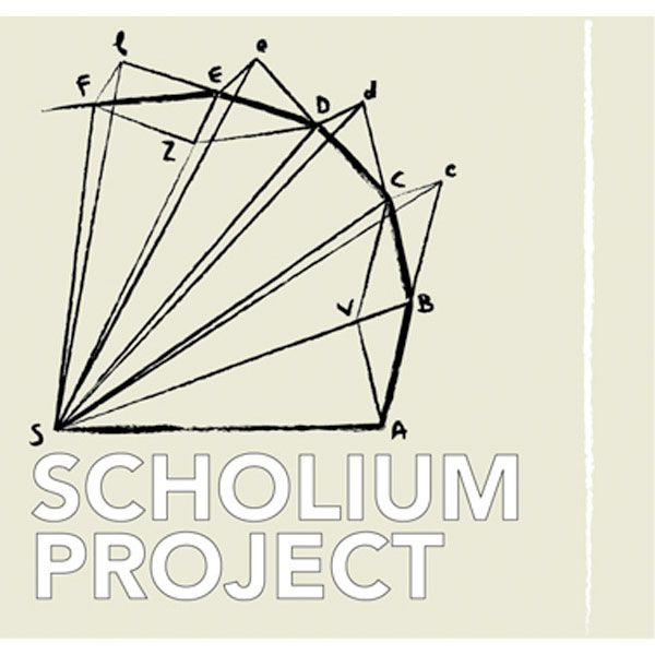 Scholium Project The Gardens of Babylon 2014 Front Label