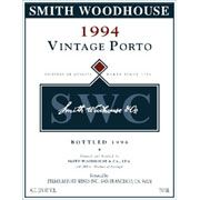 Smith Woodhouse Late Bottled Vintage Port 1994 Front Label