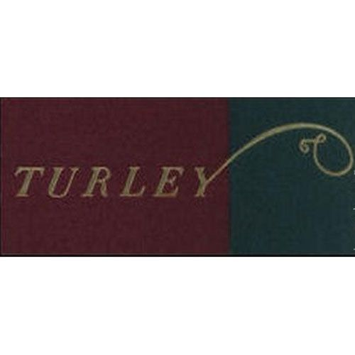 Turley Library Petite Syrah 2014 Front Label