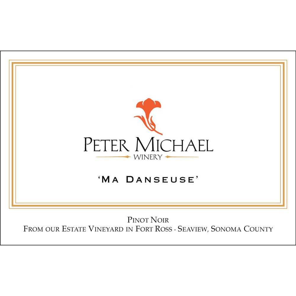 Peter Michael Ma Danseuse Pinot Noir 2014 Front Label