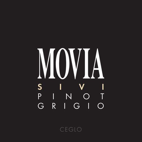 Movia Pinot Grigio 2013 Front Label