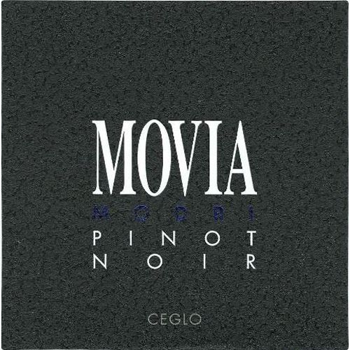 Movia Pinot Nero 2009 Front Label