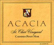 Acacia Pinot Noir Lee 1997 Front Label