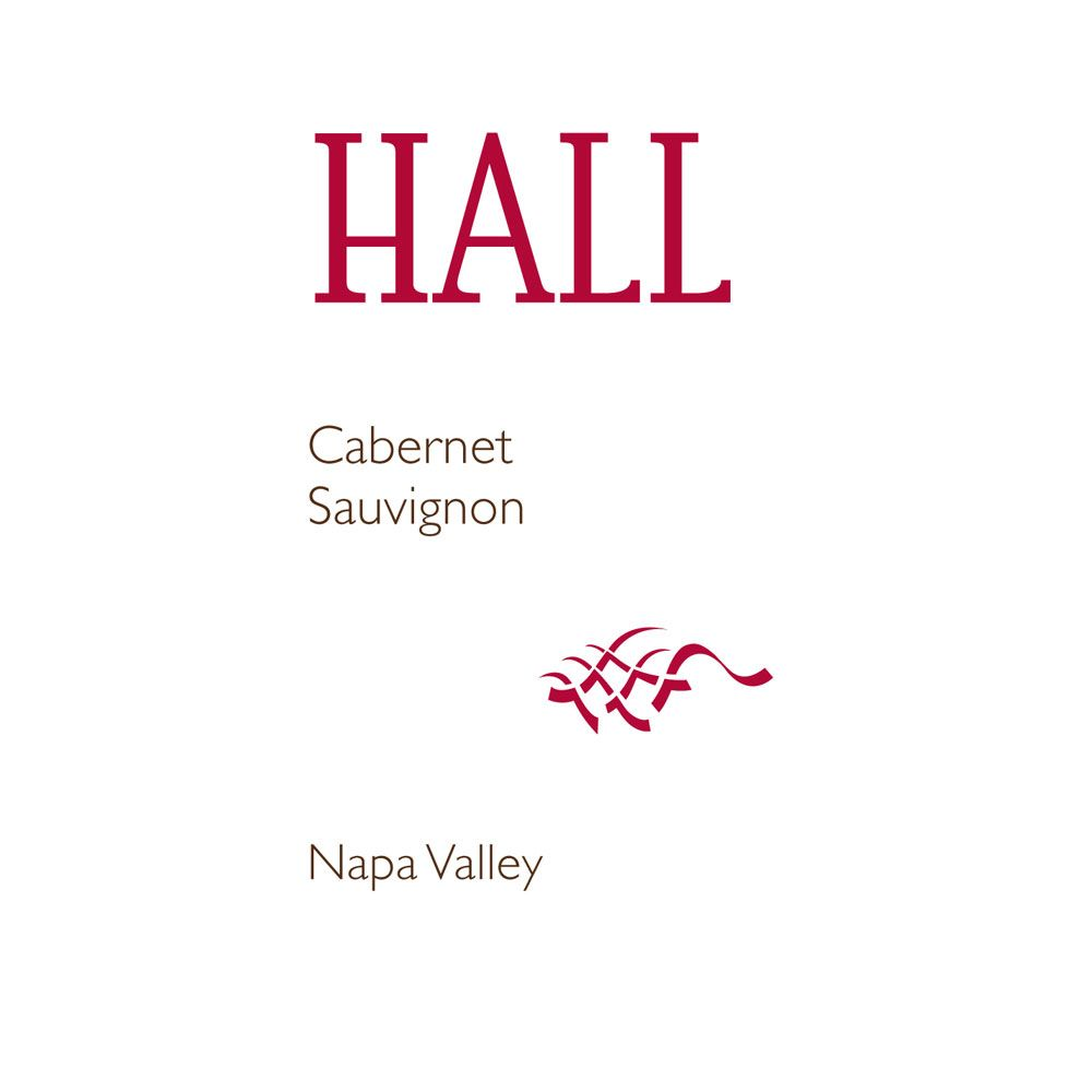 Hall Napa Valley Cabernet Sauvignon (1.5 Liter Magnum) 2013 Front Label