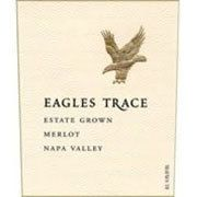 Eagles Trace Merlot 2004 Front Label