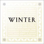 Winter Cabernet Sauvignon 2007 Front Label